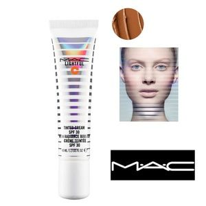 NWT MAC Tinted Cream (Dark)